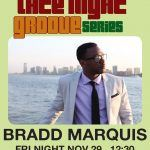 "Bradd Marquis Extends His Season of ""Thanks"""