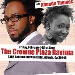 [Atlanta] Dwele's Valentine's Day Concert With Rhonda Thomas - Friday, February 14th!!!