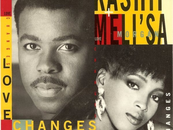 Kashif and Melisa Morgan Love Changes