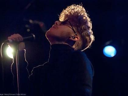 Daley performing in Atlanta. Photo credit: Hope West/GFM