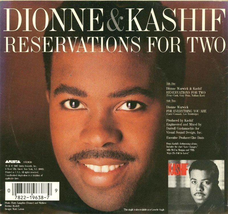 Dionne & Kashif Reservations for Two