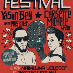 DC Love Fest 2014 to Feature Yasiin Bey (Mos Def), Chrisette Michelle and Bilal.