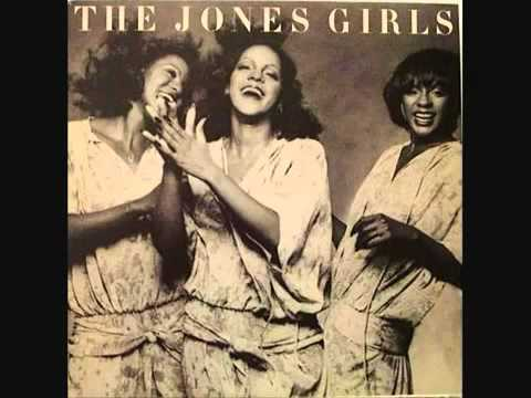 The Jones Girls You Gonna Make