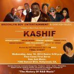 #BMM14 : An Evening with Kashif and Friends - A Black Music Month Celebration