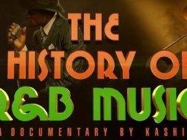 Kashif History of R&B Music