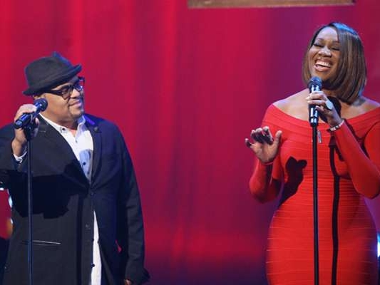 Israel Houghton and Yolanda Adams