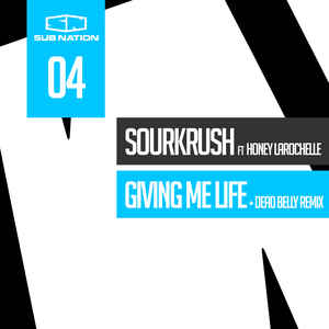 SourKrush Giving Me Life Single Cover