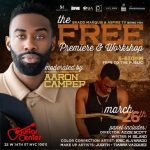 "Bradd Marquis ""Free"" Video Premiere + PANEL- Guitar Center"