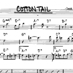 "#JAM (Jazz Appreciation Month): Duke Ellington - ""Cotton Tail"""