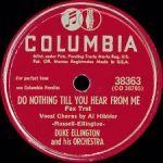 "#GetGrown: Duke Ellington ""Do Nothin' Till You Hear From Me"""