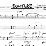 "#JAM(Jazz Appreciation Month): Duke Ellington – ""Solitude"""