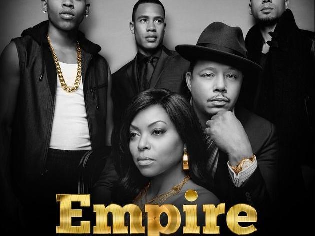 Empire Soundtrack Season 1 Cover