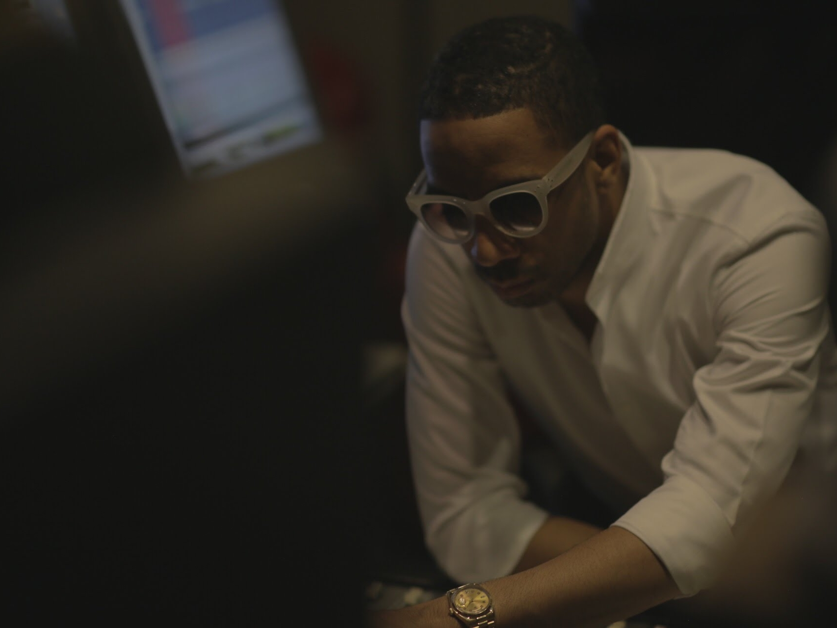 Ryan Leslie Never Break Down Still Photo