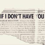 "New Music: Tamar Braxton: ""If I Don't Have You"""