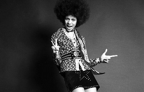 Betty davis bw 2