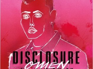 Disclosure & Sam Smith Omen Cover