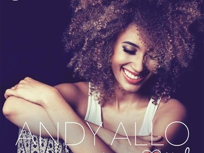 Andy Allo Tongue Tied Single Cover