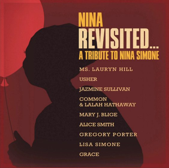 Nina Revisited Album Cover