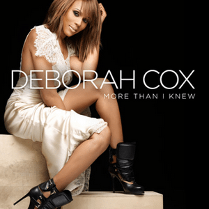 Deborah Cox More Than I Knew Single