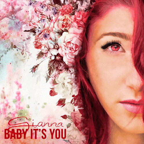 Gianna Baby It's You Single Cover