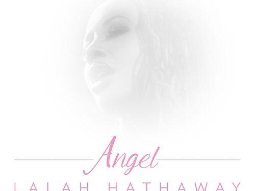Lalah Hathaway Angel Single Cover