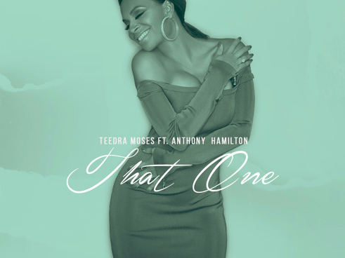 Teedra Moses That One Single Cover