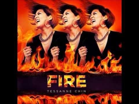 Tessanne Chin Fire Single Cover