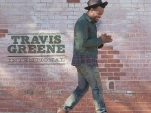 Travis Greene Intentional Cover