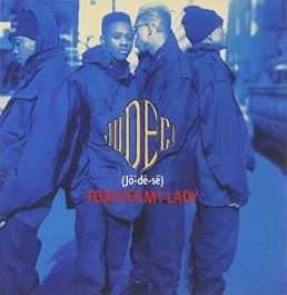 Jodeci Forever My Lady Album Cover