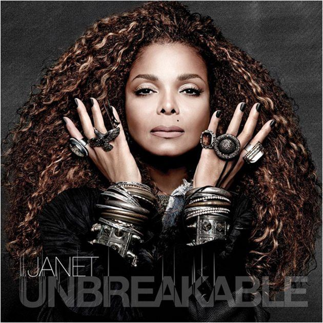 Janet Jackson Unbreakable Cover