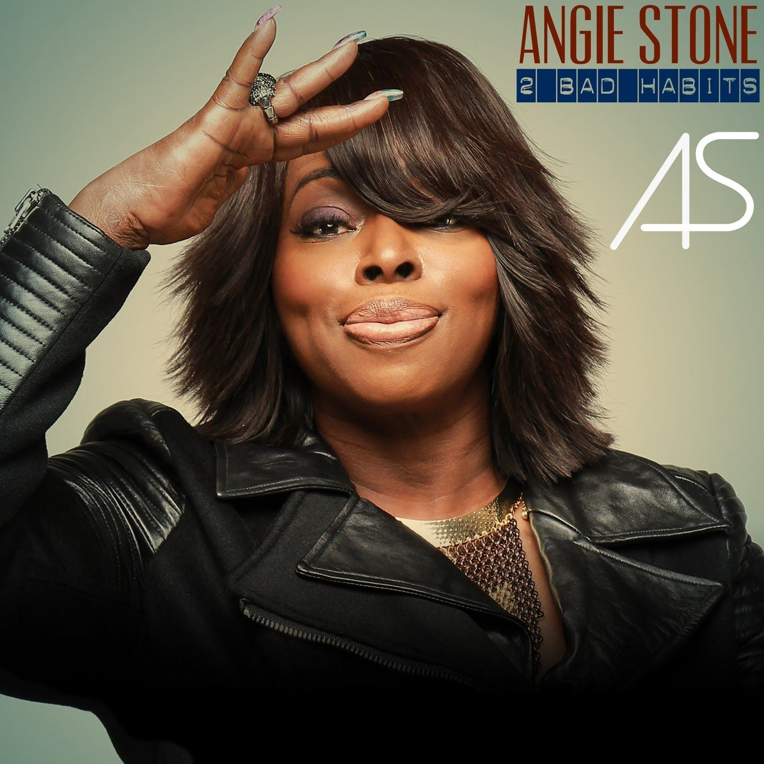Angie Stone 2 Bad Habits Single