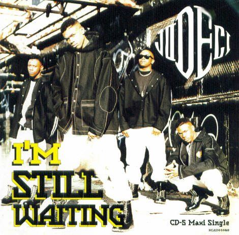 Jodeci I'm Still Waiting Single Cover