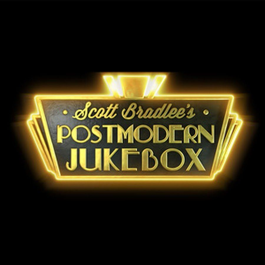 Postmodern Jukebox Black Logo