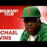 #GetGrown Michael Bivins at The Breakfast Club