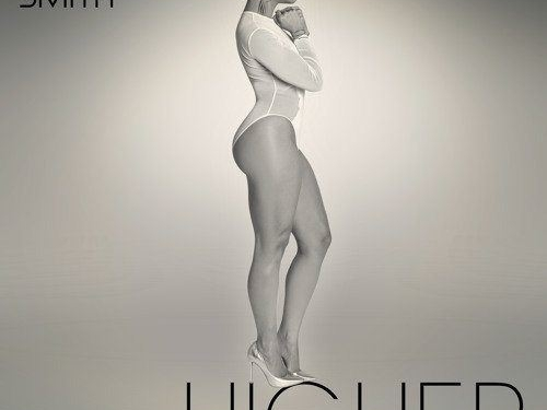 Antonique Smith Higher Single Cover