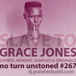 DJ Polished Solid Grace Jones Mixes