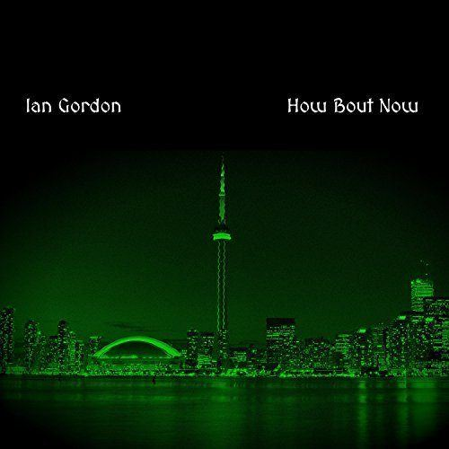 Ian Gordon How Bout Now Single Cover