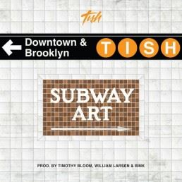 Tish Hyman Subway Art Single Cover