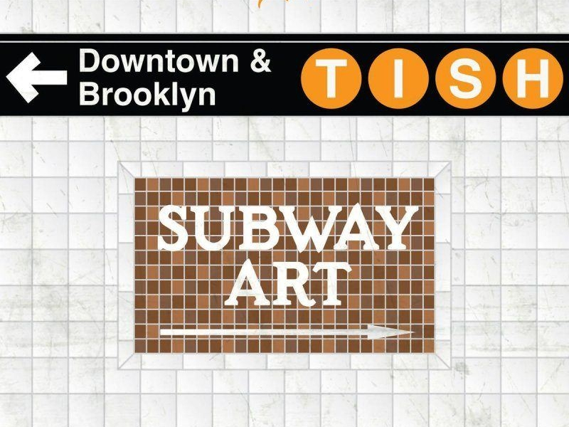 Tish Hyman Subway Art Single Cover