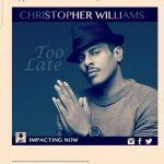 GFM Spotlight Interview: Christopher Williams Talks New Music & Finding His Niche in Today's Industry