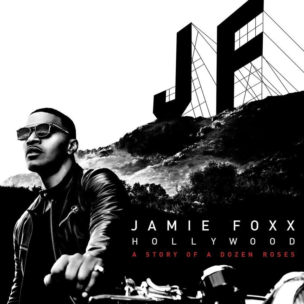 Jamie Foxx Hollywood Album Cover