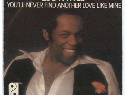 Lou Rawls You'll Never Find Single Cover