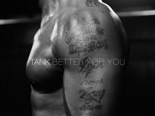 Tank Better For You Single Cover