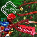 "'Tis the Season: HI-FIVE: ""HI-FIVE Christmas""– Proceeds to Benefit Toys for Tots"