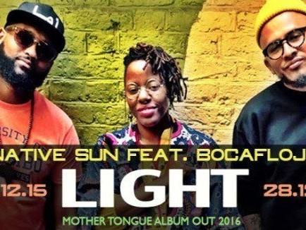 Native Sun Light Single Cover