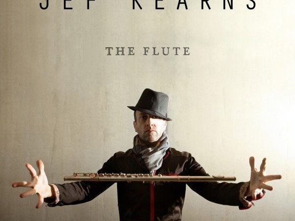 Jef Kearns The Flute Album Cover