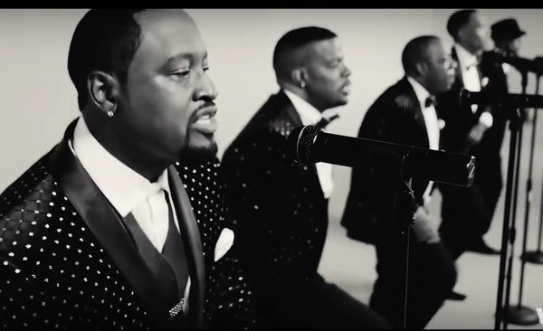 Johnny Gill New Edition This One's For You Video
