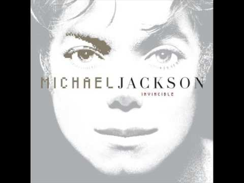 Michael Jackson Invincible Album Cover