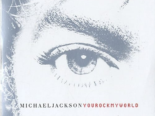Michael Jackson You Rock My World Single