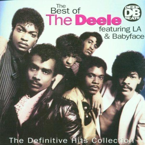 The Deele Album Cover